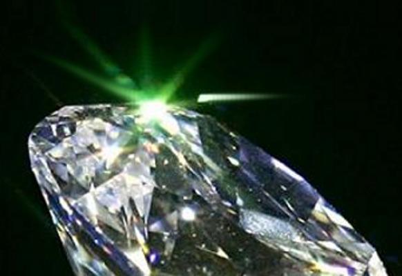 Gold-Diamant-Wirbel-Wasser