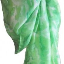Aquadea Energie-Seidentuch <br>Bergkristall 180 cm