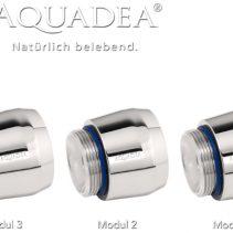 3 x Silber Module Bergkristall Sonderpreis