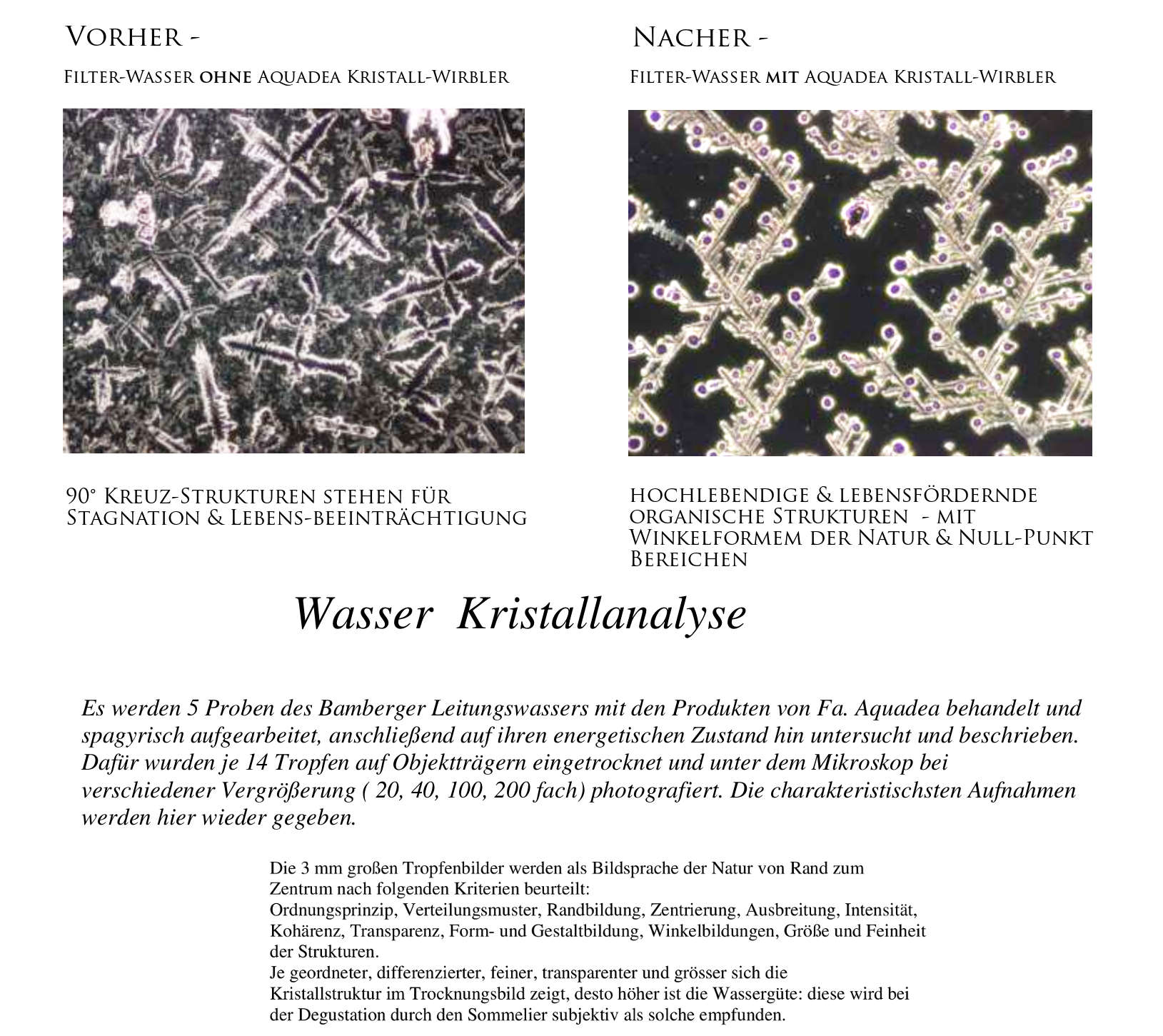 Heilwasser aquadea