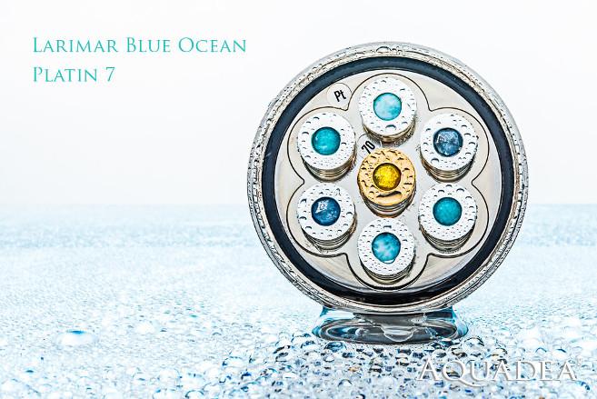 Larimar Blue Ocean 7