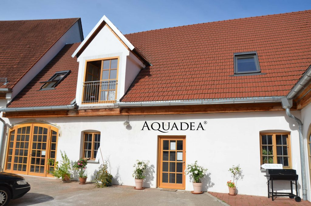 aquadea showroom